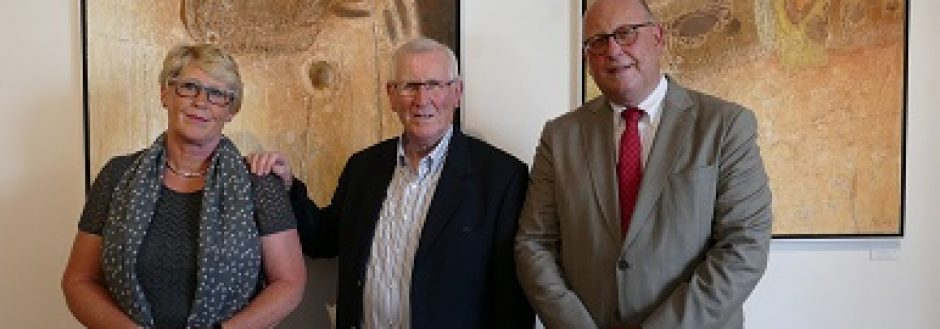Jan Ouwenbroek 90 Jaar