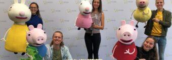 Koningshof: Peppa Pig Live! – Schoolreisje naar het Strand